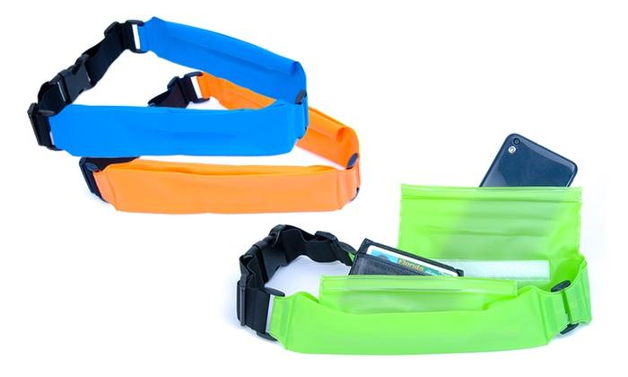 Waterproof Pocket Belt Pack
