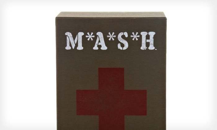 """M*A*S*H"" Complete DVD Set: $109 for a ""M*A*S*H"" – Martinis and Medicine Complete Collection ($199.98 List Price). Free Shipping and Free Returns."