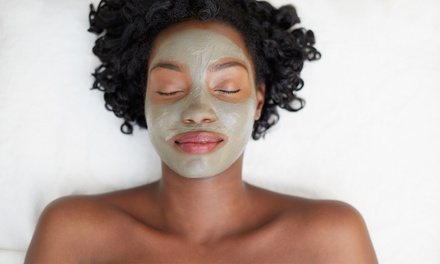 $39 for a Chardonnay Facial, Eye Treatment, and Sole Soak at The Secret Vineyard Day Spa ($75 Value)