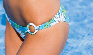 One or Three Brazilian Waxes at La Paz Day Spa & Salon (Up to 59% Off)