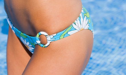 One or Three Brazilian Waxes at La Paz Day Spa & Salon (Up to 54% Off)