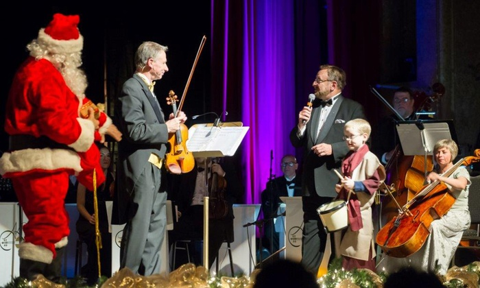 """The Love and Peace of Christmas"" - Copernicus  Center: The A.K. Orchestra Presents a Family Christmas Music Event on Saturday, December 12, at 7 p.m."