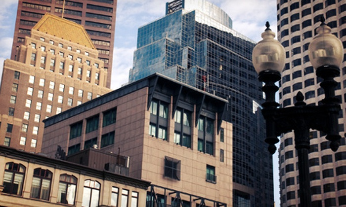 Architectural Institute of British Columbia - Multiple Locations: Architectural Walking Tour for Two or Four from Architectural Institute of British Columbia (Up to 55% Off)