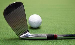 Golf indoor: 1h de golf indoor pour 1 à 6 personnes dès 19 € chez Golf indoor