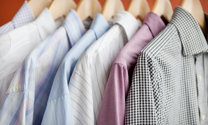 Code 3 Cleaners - Pacific: Dry-Cleaning and Laundry Services at Code 3 Cleaners (Up to 68% Off). Three Options Available.