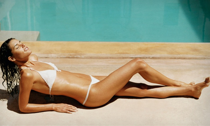 Tropic Tan - Tustin: $59 for Unlimited Mystic Spray Tanning or UV Tanning Until January 1 at Tropic Tan (Up to $300 Value)