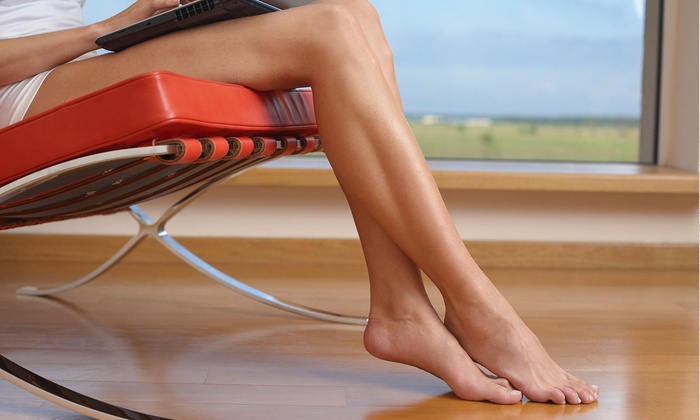 Avalon Med Spa - Farmington: Six Laser Hair-Removal Sessions on a Small, a Medium, or a Large Area at Avalon Med Spa (Up to 86% Off)
