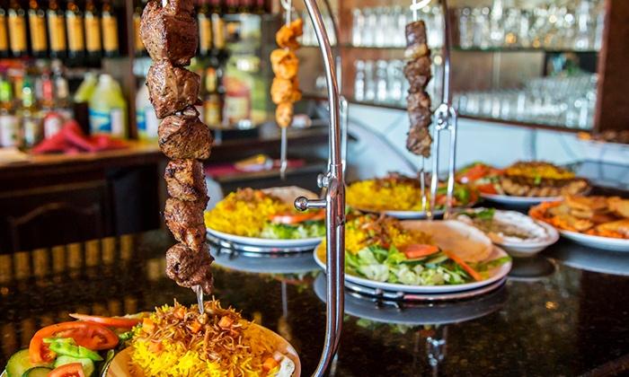 Chtaura Mediterranean Restaurant - La Mesa: Cuisine for Two or Four at Chtaura Mediterranean Restaurant (Half Off)