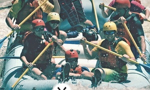 New & Gauley River Adventures: $76 for Rafting and Two Nights of Camping for One from New & Gauley River Adventures ($184 Value)