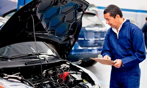 BVS Mechanics LTD: Car Air Conditioning Service With Re-Gas for £19.95 at BVS Mechanics
