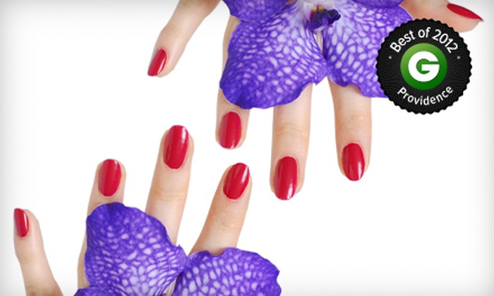 Jewel's Day Spa Medical Aesthetics - Somerset: Classic or Gel Manicure with a Spa Pedicure, or a Gel Manicure at Jewel's Day Spa Medical Aesthetics (Up to 52% Off)