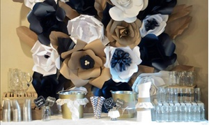Kayvycrafts: Paper Flowers at Kayvycrafts (Up to 52% Off). Two Options Available.