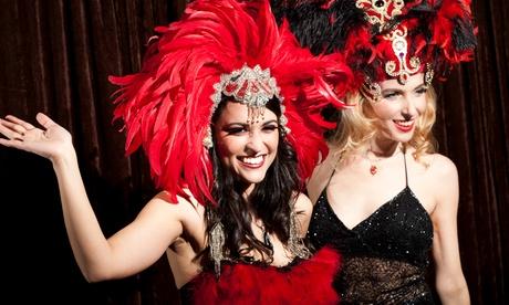 2 o 6 clases intensivas de burlesque o 1 mes de clases de iniciación desde 19,90 € en Evil Eva Burlesque School