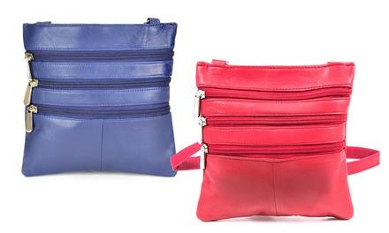 Champs Leather Handbag