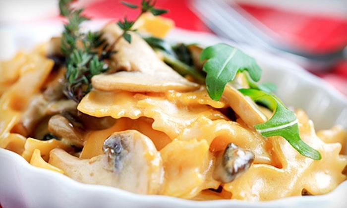 Dibenedetto Trattoria - Hoffman Estates: $15 Toward Authentic Italian Cuisine
