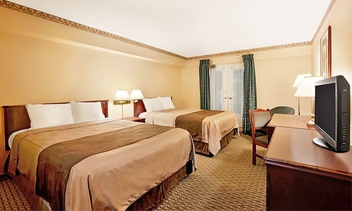 Travelodge Ottawa West Qc Deal Of The Day Groupon
