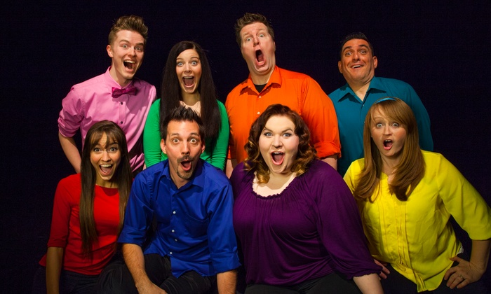 Unscripted Improv - Multiple Locations: GreenRoom Productions' Unscripted Improv Show for Two through May 31