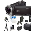 Sony Full HD 60p Camcorder with Optional Accessory Kits