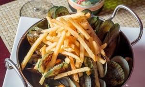 Urban Bar & Grill: $34 for $50 Worth of American Cuisine at Urban Bar & Grill