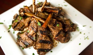 Poco Piatti: $18 for $30 Worth of Mediterranean Food at Poco Piatti