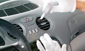 Reifen Jens: Klimaanlageninspektion und 9-Punkte-Sicherheitscheck für 1 oder 2 Pkw bei Reifen Jens ab 44 € (bis zu 58% sparen*)