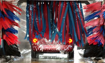 $17 for Three Ultimate Car Washes at Circle K ($30 Value)