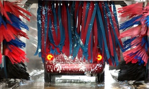 Raceway Auto Spa: One or Five Grand Prix Car Wash Packages at Raceway Auto Spa (Up to 51% Off)