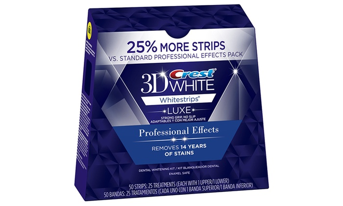 Teeth whitening strips coupons