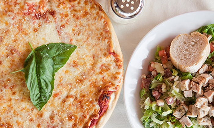 Al's Restaurant - Plymouth: $20 for Two Large Pizzas and One Large Salad at Al's Restaurant (a $40 Value)