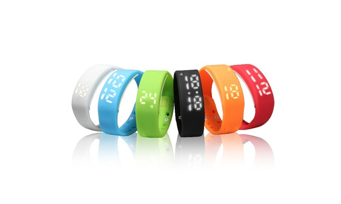 One or Two Kids' Activity and Sleep Tracker in Choice of Colour from £5.99