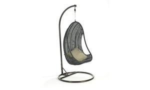 Atilla PE Rattan Hanging Chair