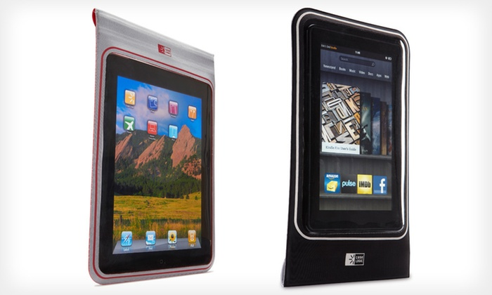 Case Logic Water-Resistant Tablet Sleeve: $9.99 for a Case Logic Water-Resistant iPad or Kindle Sleeve (Up to $30 List Price)
