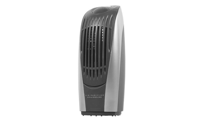 Oreck Bathroom Air Purifier Groupon Goods - Bathroom air purifier