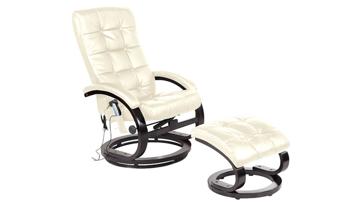 Milano Swivel Recliner(£129.98) With Massage and Heat(£159.98) With Free Delivery (Up to 60% Off)