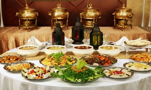Dubai World Trade Center: Takeaway Meal For Up to 14 at Dubai World Trade Center (Up to 47% Off)