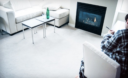 Carpet and Tile Cleaning from Clever Clean (Up to 51% Off). Two Options Available.