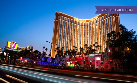 2-Night Stay for Two with Cirque du Soleil Tickets or Wedding Package at Treasure Island in Las...