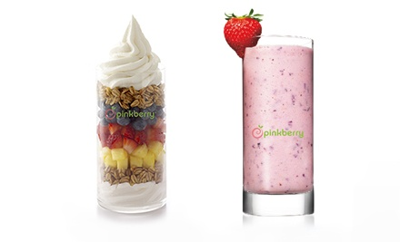 Pinkberry coupon vancouver