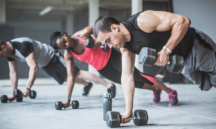 M2 Fitness - Lee Hill: Two Personal Training Sessions at M2 Fitness (71% Off)