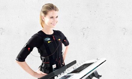 3x oder 6x EMS-Training inkl. Leih-Trainingskleidung bei KraftWerk EMS Training (bis zu 88% sparen*)
