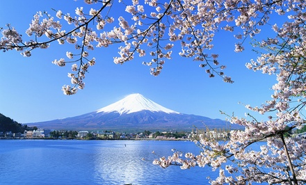 ✈ 8-Day Tour of Japan with Airfare from Affordable Asia Tours. Price/Person Based on Double Occupancy.