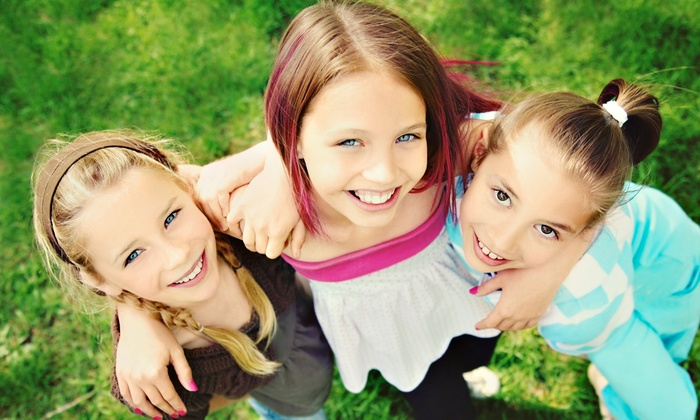 Z Girls - Eastgate: $99 for One Week of Day Camp from Z Girls ($189 Value)