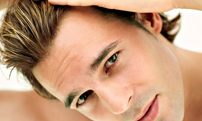 JAG Laser Hair Solutions - Multiple Locations: $99 for Laser Hair-Restoration Treatments and Take-Home Products at JAG Laser Hair Solutions ($301.50 Value)