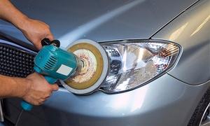 Taller Diesel Casas (Bosh Car Services): Pulido de faros delanteros con revisión pre-ITV por 19,95 € y con aplicación de líquido protector por 24,95 €