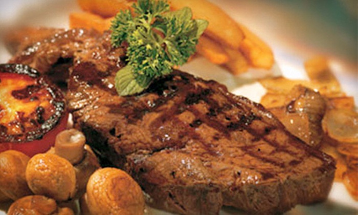 Halverson's - Edina: Beef Variety Packs or Eight Ranch Steaks from Halverson's (Up to 52% Off). Three Options Available.