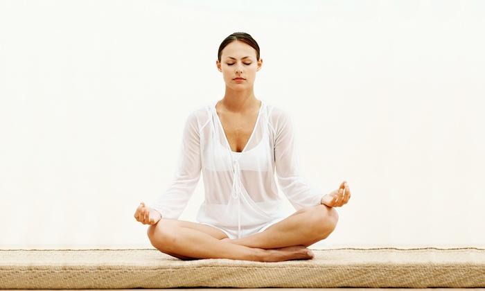 Jitendra Yoga - Downtown Winnipeg: 5 or 10 Yoga Classes at Jitendra Yoga (Up to 74% Off)