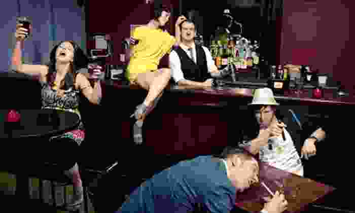 """""""Bye Bye Liver: The St. Louis Drinking Play"""" - St. Louis: $16 for """"Bye Bye Liver: The St. Louis Drinking Play"""" for Two ($32 Value). Nine Shows Available."""