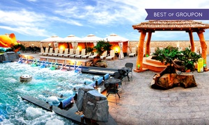 Spa Castle - Dallas: Admission to Spa Castle Texas, Two Options Available (Up to 51% Off)
