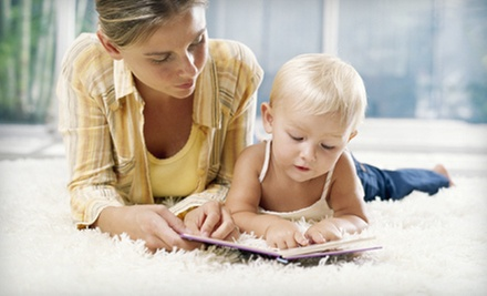 Three or Five Areas of Carpet Cleaning from AdvancePro Carpet Cleaning (67% Off)