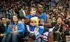 Harlem Globetrotters **NAT** - Resch Center: Harlem Globetrotters Game at Resch Center on December 30, at 7 p.m. (Up to 40% Off). Three Options Available.